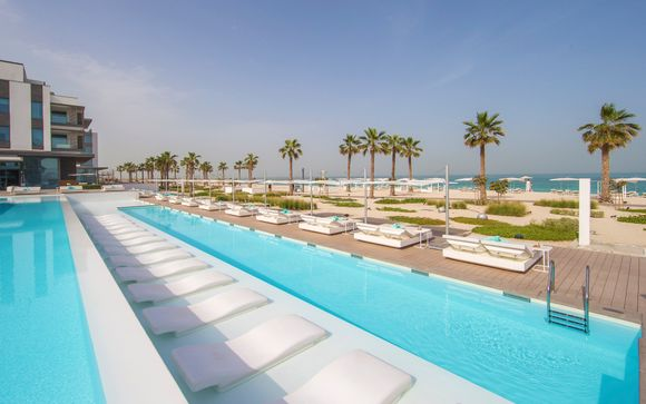 New Luxury Resort on the Pearl Jumeirah