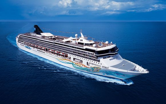 NCL Spirit Cruise & Barcelona Stay