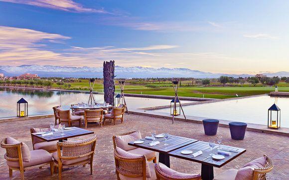 Al Maaden Villa Hotel & Spa 5*