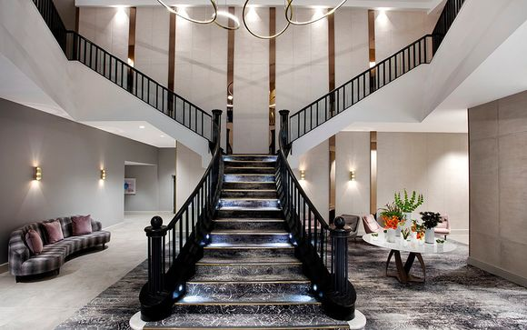 Hilton Carlton Edinburgh 4*