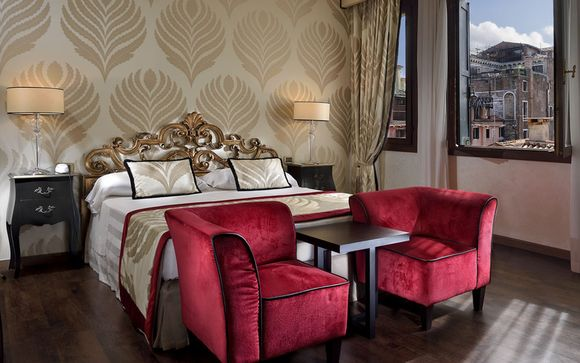 Elegant Style in Cannaregio