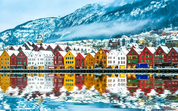 New Year's Eve in the Fjords - Grand Hotel Terminus 4*