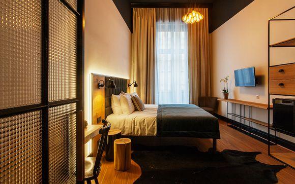 Hotel Rum Budapest 3*