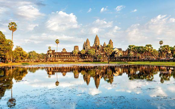 Unique Exploration of Cambodia