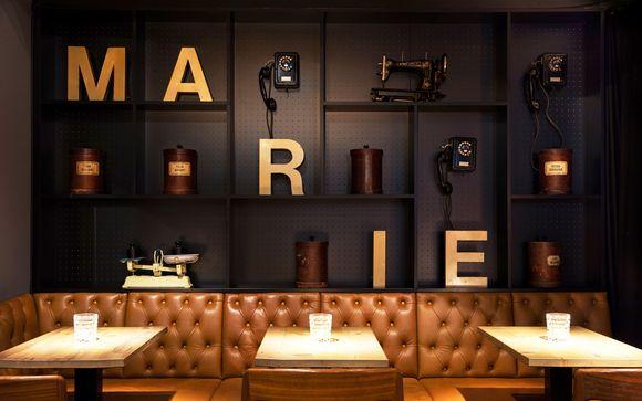 Ruby Marie Hotel & Bar 3*