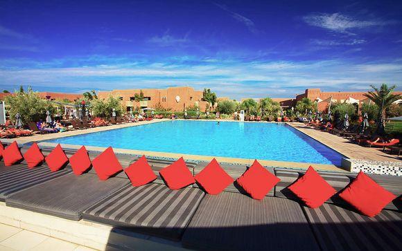 Kenzi Club Agdal Medina Hotel Club 5*