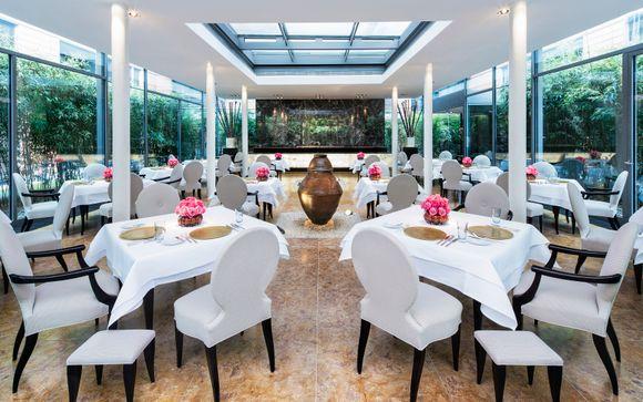 Luxury Design Hotel with Michelin Starred Restaurant