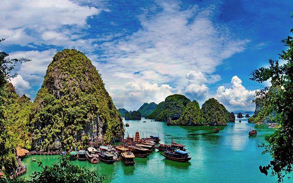 Luxury Vietnam Tour with Optional JW Marriott Marquis Dubai 5*