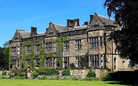 North York Moors Romantic Getaway in Historical Mansion