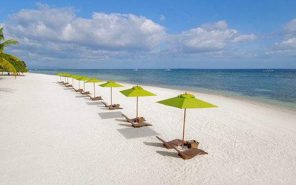 South Palms Resort Panglao 4* with Optional Stopover JW Marriott Marquis Dubai 5*