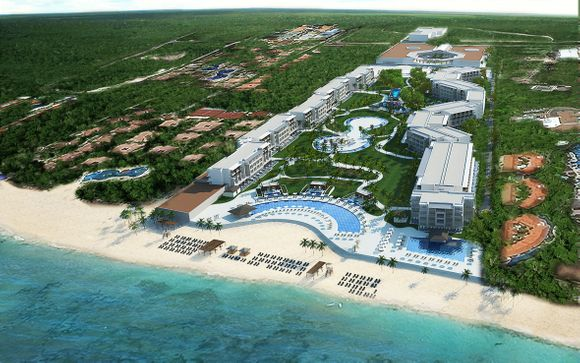 Brand New All Inclusive Caribbean Paradise