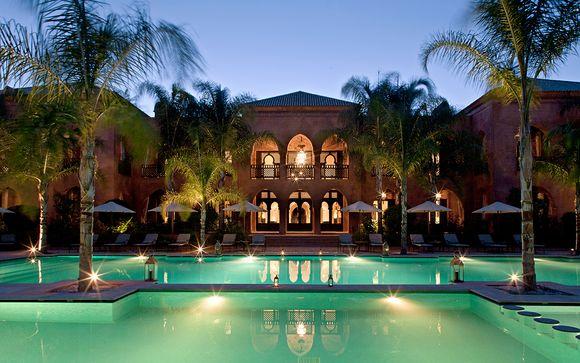 Luxury Moroccan Splendour