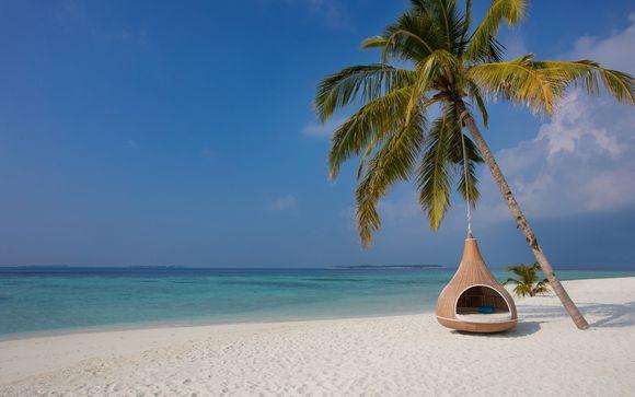 All Inclusive Beach Villa For Two