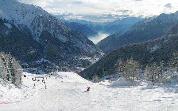 Grand Hotel Mont Blanc 5*