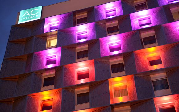 AC Hotel By Marriott Marseille Prado Velodrome 4*