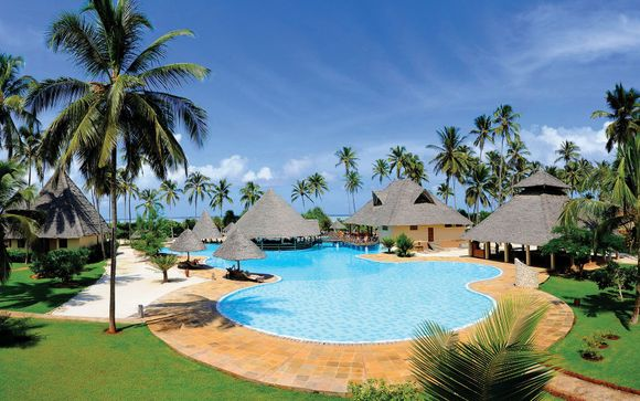 Neptune Pwani Beach Resort 5*