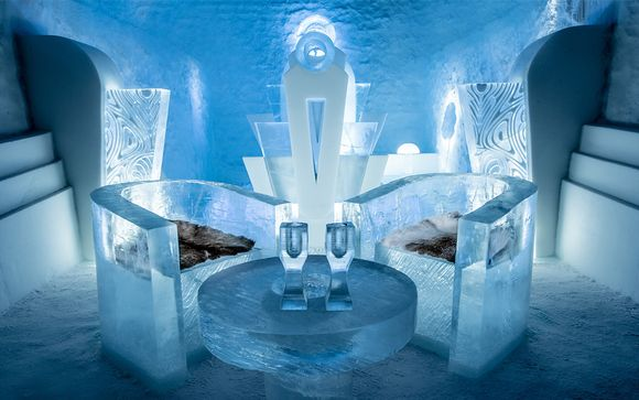 Stockholm Stay and Unique Ice Hotel