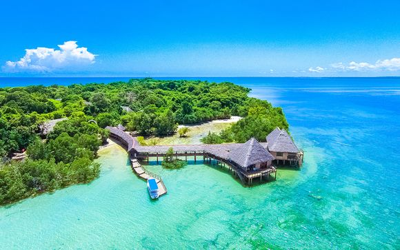 The Sands at Nomad, Mini Safari & The Sands at Chale Island 4/5*
