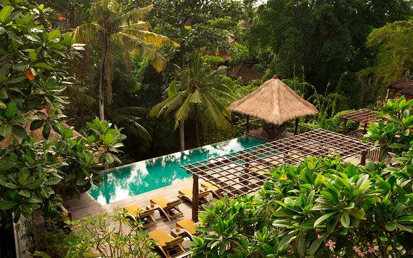 Desa Visesa Ubud 5*, Lembongan Beach Club Resort 4*, & The Club Villas Seminyak 4*