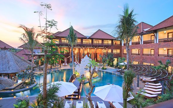 The Alantara Sanur 4*