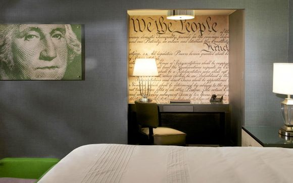 The Melrose Georgetown Hotel 4*