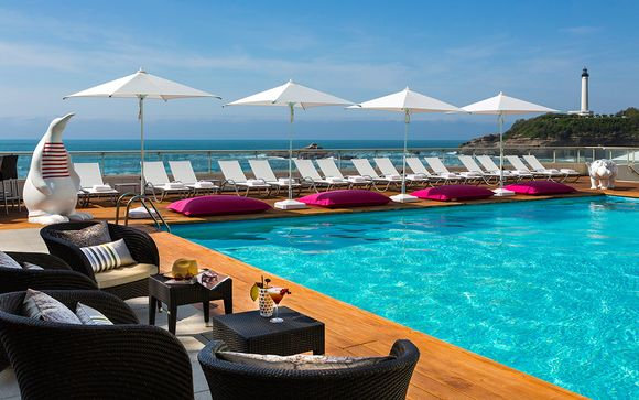 Sofitel Biarritz Le Miramar Thalassa Sea & Spa 5*