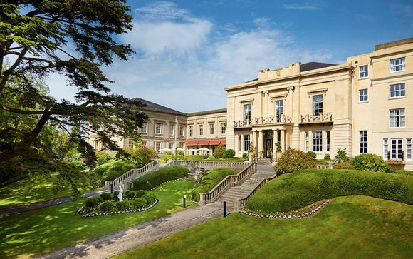 Luxury Spa with Award Winning Restaurant 10 Mins from Bath Abbey