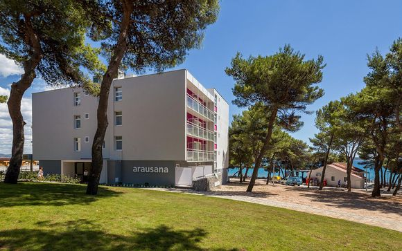Villas Arausana & Antonina 3*