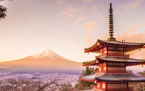 Essence & Well-Being of Japan