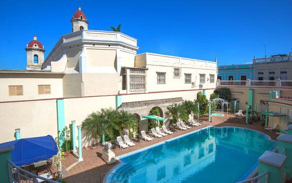 La Union Hotel 4* - Cienfuegos