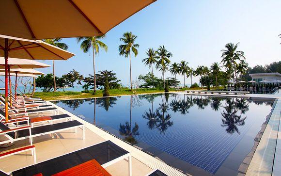 Kantary Beach Khao Lak Villas & Suites with Optional Bangkok Stopover