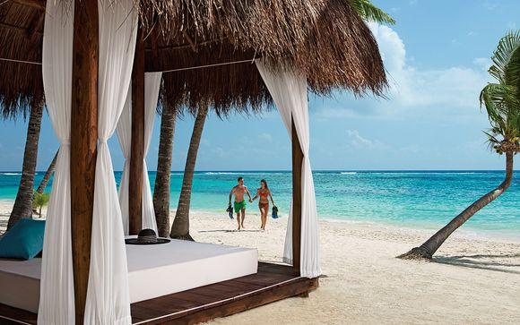 Secrets Akumal Riviera Maya 5* & Optional Yucatan Tour