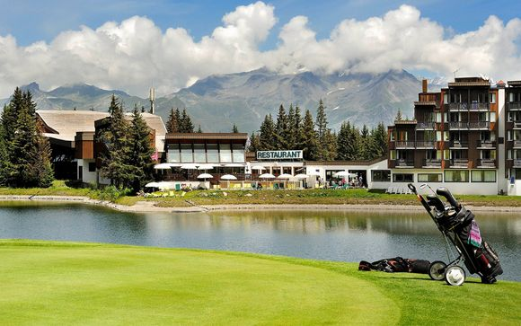 Mercure Courchevel Hotel 3*