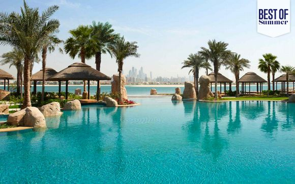 Luxury Sofitel Stay in a Glittering City