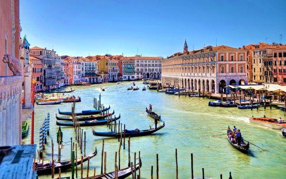 Villa Hotel on Venice Lido