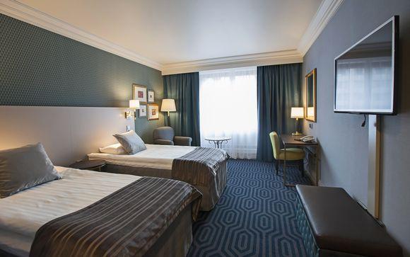 Scandic Park Helsinki Hotel 4*