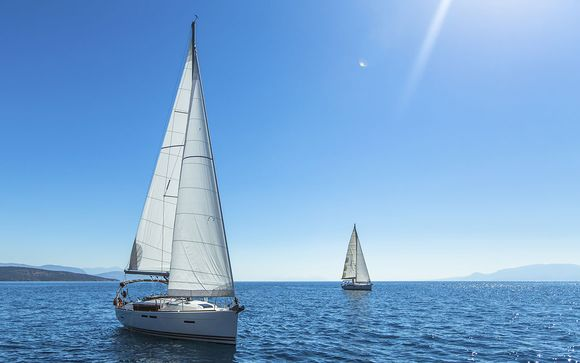 Experience the Beauty of the Cyclades from the Sea