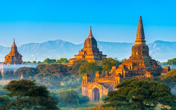 Myanmar Tour with Bangkok Extension 4 & 5*