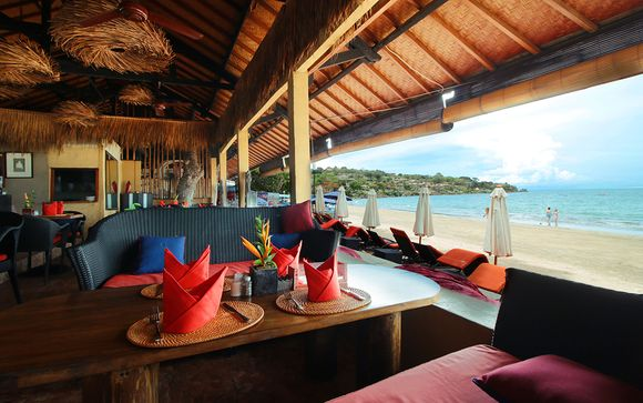 Kupu Kupu Jimbaran Beach Club And Spa 5*