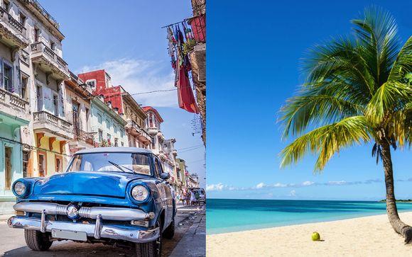 Historic Havana & Beachside Bliss