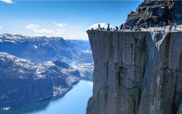 Norway's Coastal Cities