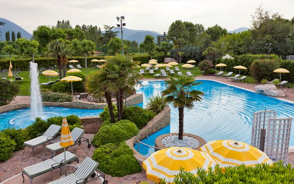 Hotel Sporting at Radisson Blu Resort, Terme di Galzignano 4*