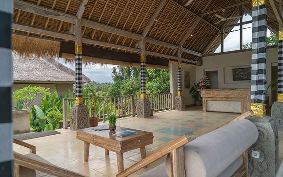Atta Mesari Villas, Ubud