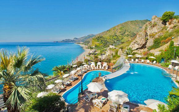 Hotel Baia Taormina Grand Palace & Spa 4*
