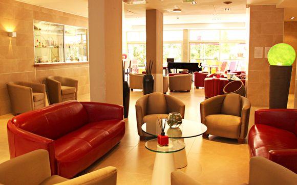 Montaigne Hotel & Spa 4*