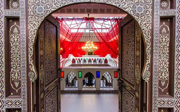Beautiful Authentic Design in Morocco