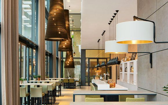 Element Amsterdam by Marriott 4*