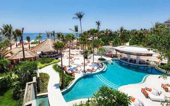 Desa Visesa Ubud & Sofitel Bali Nusa Dua Beach Resort 5*