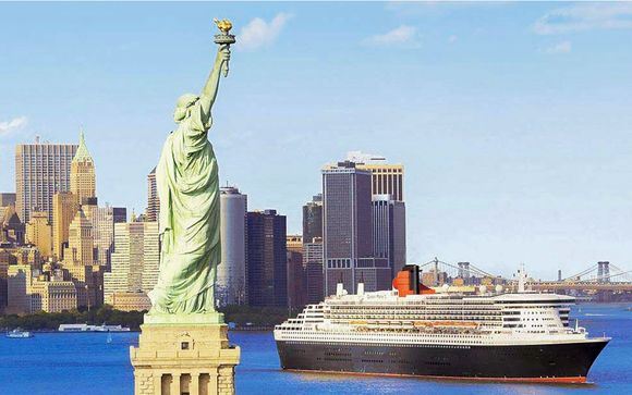 Queen Mary 2 Transatlantic Crossing
