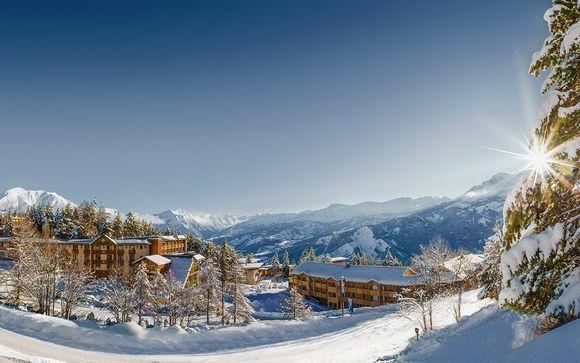 Appart'Hotel PraLoup Les Bergers Resort